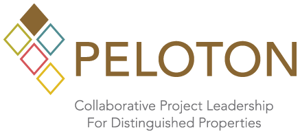 Peloton - Collaborative Projects Leadership For Distinguished Properties